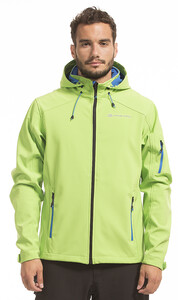 Kurtka męska softshell NOOTK (Kolor Flash Green)