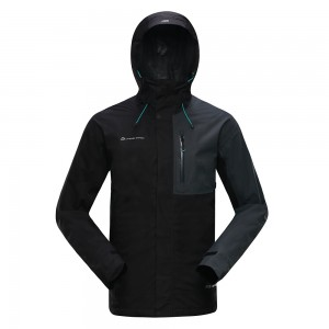 Kurtka męska outdoor SLOCAN 2 (Kolor Black)