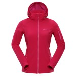 Kurtka damska softshell NOOTKA 6 (Kolor Virtual Pink)