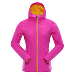 Kurtka damska softshell NOOTKA 3 (Kolor Virtual Pink)