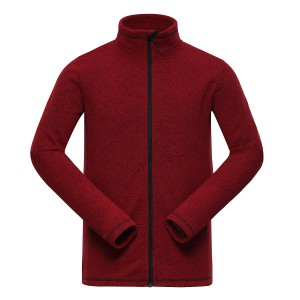 Sweter męski FILIPOS 2 (Kolor Rio Red)