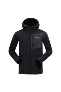 Bluza męska windshell GUARDINO 2 (Kolor Black)