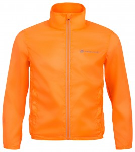 Kurtka dziecięca packable MIMOCO 3 (Kolor Neon Orange)