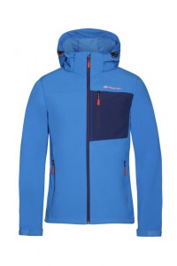 Kurtka męska softshell NOOTK 6 (Kolor Brillant Blue)