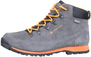 Buty męskie outdoor ILLIMANI (Kolor Dark Grey)