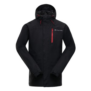 Kurtka męska outdoor WINTON (Kolor Black)
