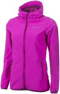 Kurtka damska softshell NOOTKA (Kolor Virtual Pink)