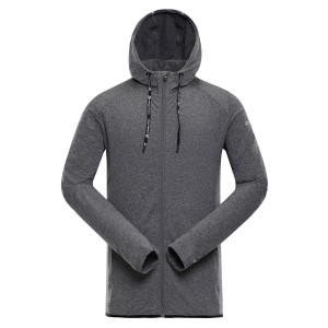 Bluza męska prostretch CASS 4 (Kolor Dark Grey)