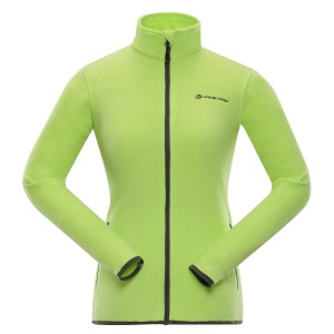 Bluza polarowa damska CASSIUSA 2 (Kolor French Green)