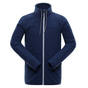Sweter męski HOB 2 (Kolor Estate Blue)
