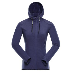 Bluza damska prostretch CASSA 3 (Kolor Mood Indigo)