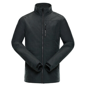 Kurtka męska softshell WEBAC (Kolor Dark Grey)