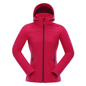 Kurtka damska softshell NOOTKA 4 (Kolor Virtual Pink)