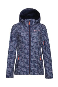 Kurtka damska softshell NOOTKA 7 (Kolor Estate Blue)