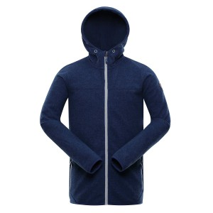 Sweter męski XISS (Kolor Estate Blue)