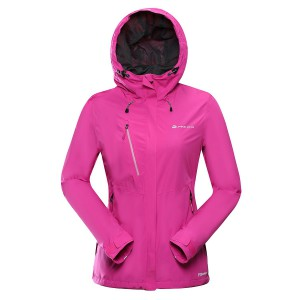 Kurtka damska outdoor LANKA (Kolor Virtual Pink)
