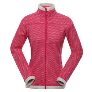 Sweter damski HOBA (Kolor Virtual Pink)