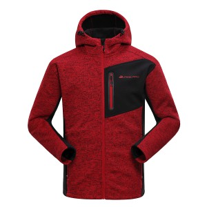 Bluza męska windshell GUARDINO 2 (Kolor Flame Scarlet)