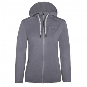 Bluza damska prostretch CASSA 4 (Kolor Dark Grey)