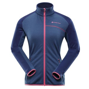 Bluza damska prostretch PIMA 3 (Kolor Indigo Blue)