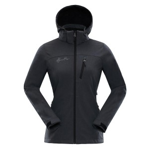 Kurtka damska softshell NOOTKA 5 (Kolor Dark Grey)
