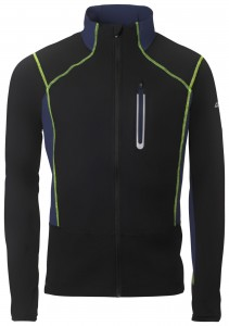 Kurtka męska softshell TECHNIC (Kolor Black)
