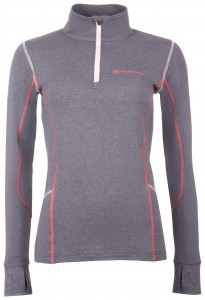 Bluza damska prostretch NEVEA 5 (Kolor Dark Grey)