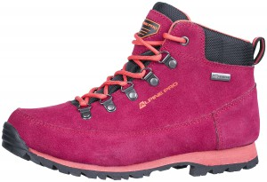 Buty damskie outdoor ILLIMANI (Kolor Flame Scarlet)