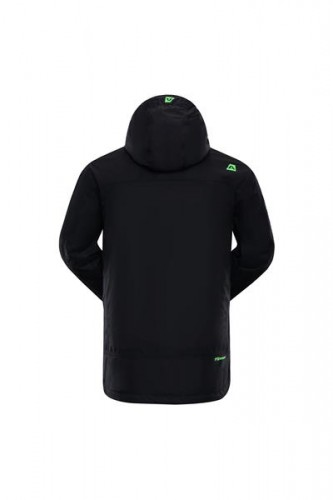 Kurtka męska outdoor JUSTIC 2 (Kolor Black)